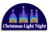 Christmas Light Night Logo