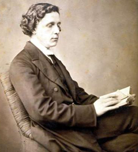 Charles Dodgson: author, or Lewis Carroll: Mathematician?