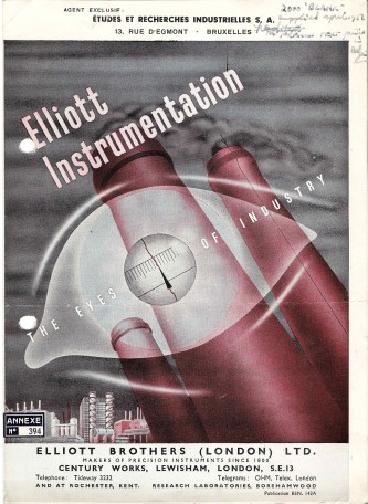 Elliott Instrumentation: the eyes of industry