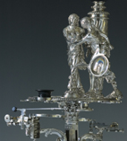 George III microscope