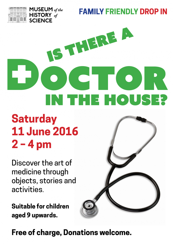 Is there a doctor in the house Poster