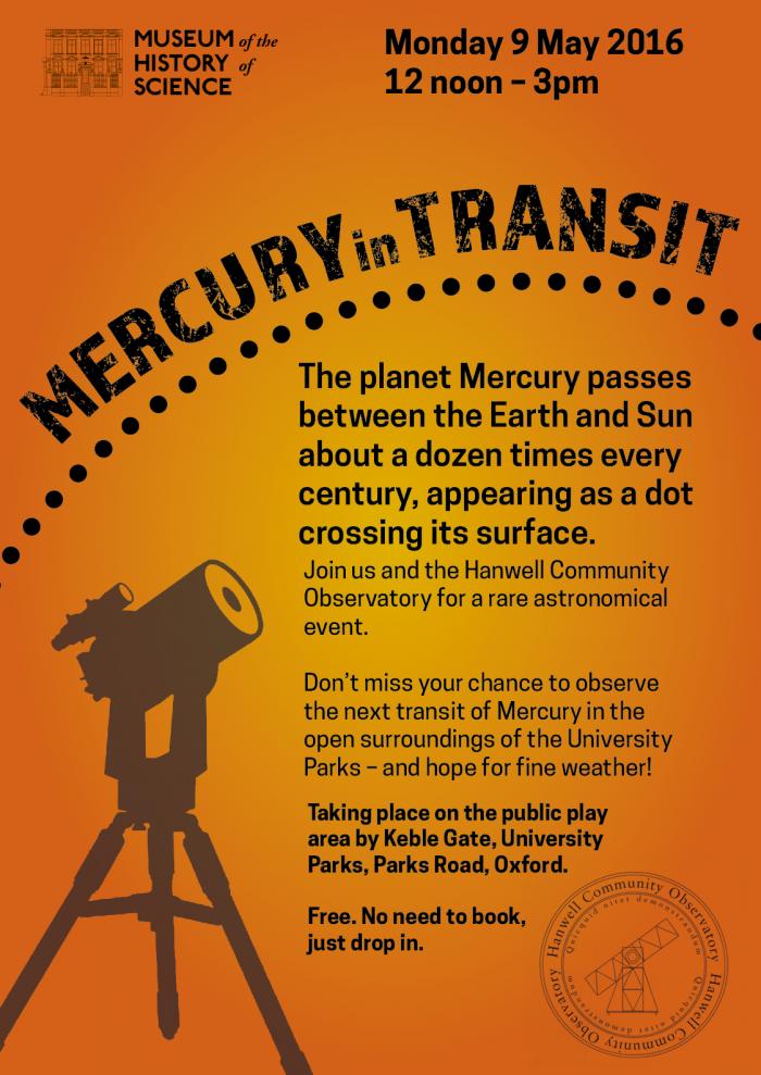 MercuryInTransit Poster E2