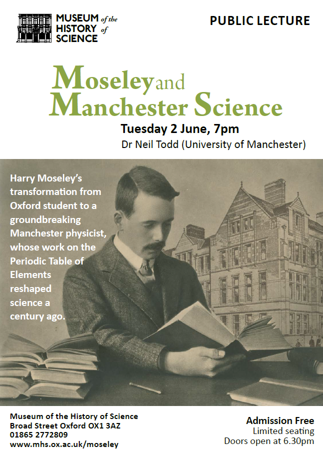 Moseley and Manchester Science