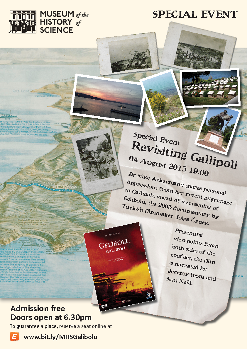 PL RevisitGallipoli PosterE1