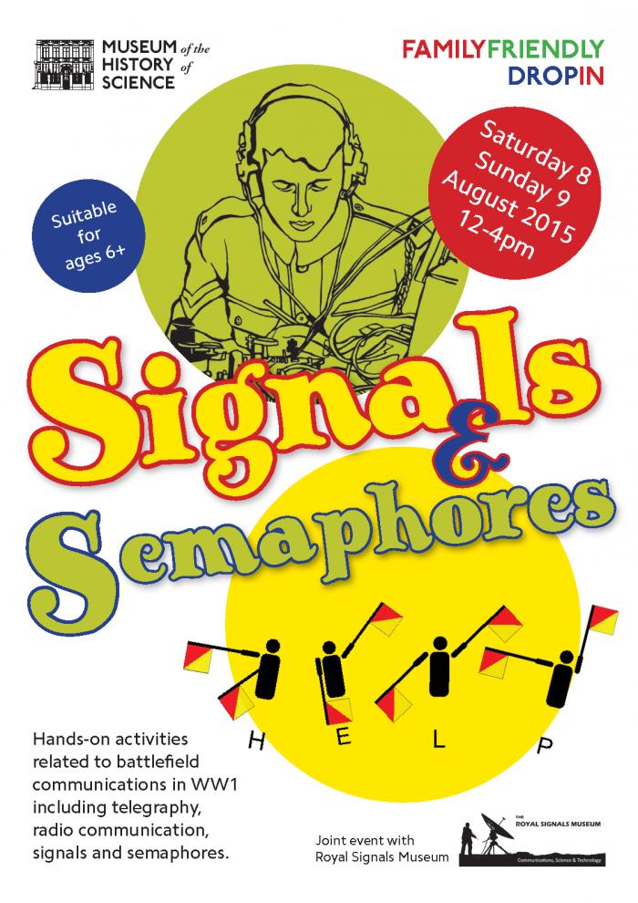 Signals & Semaphores poster