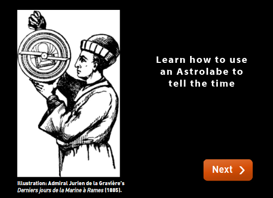 Introduction to the astrolabe