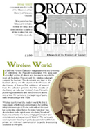 Broad Sheet 1 cover