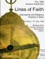 Lines of Faith exhibition