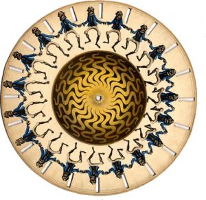 lizardphenakistiscope