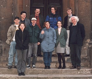 1996-1997 Student & Staff Group Photo