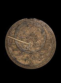 Astrolabe and Astrological Volvelle, Italian, later 15th century (Inv. 45127)