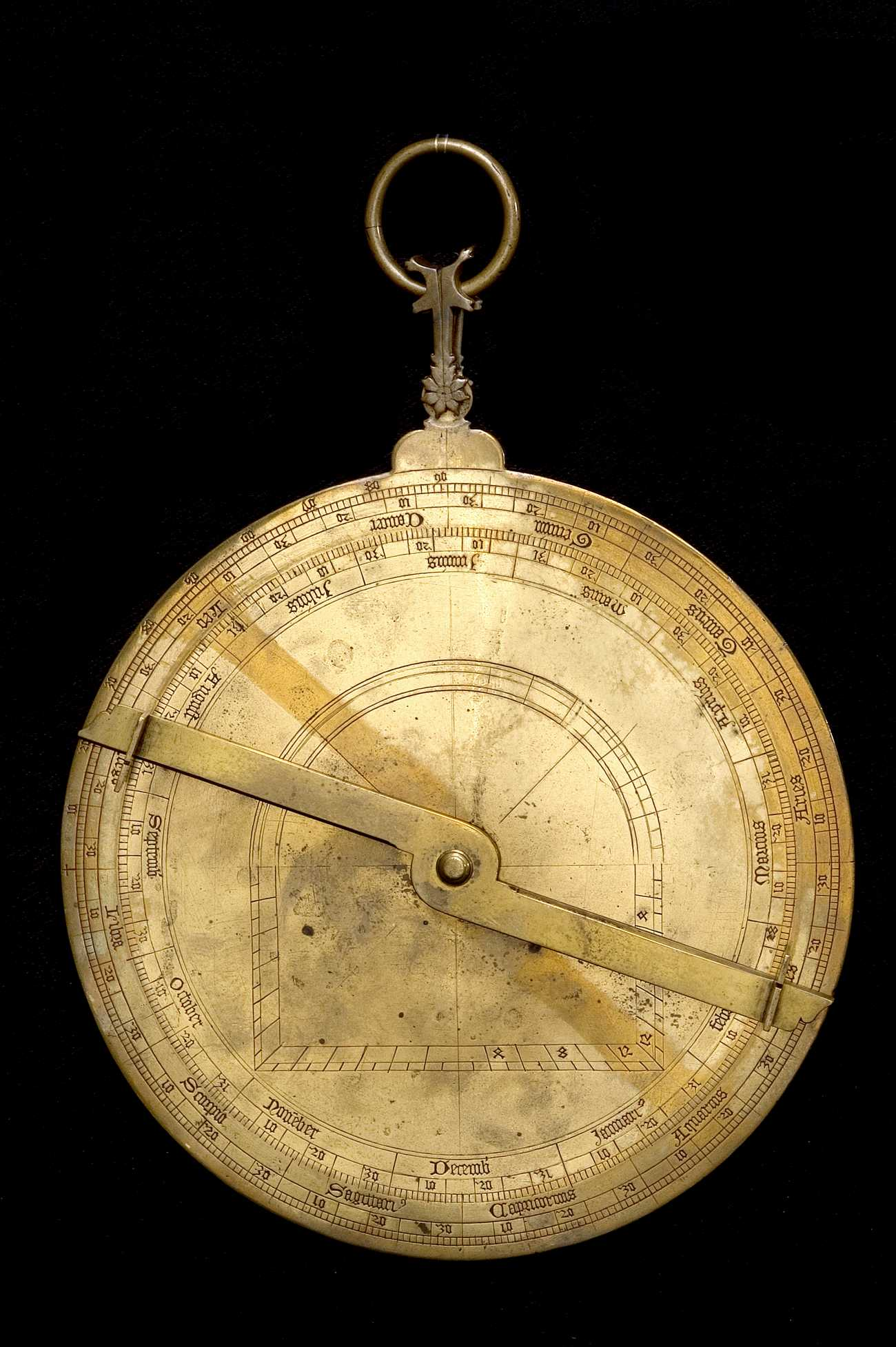 Astrolabe Image Report Inventory Number 52473