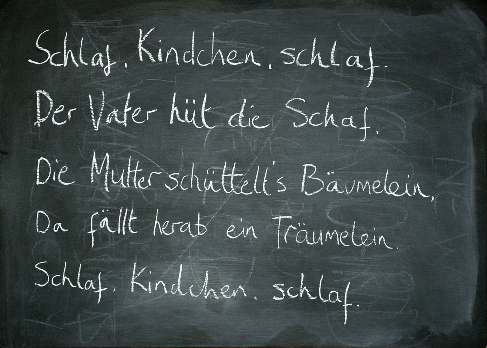 Oxford Promise blackboard .... from Myfanwy Lloyd
