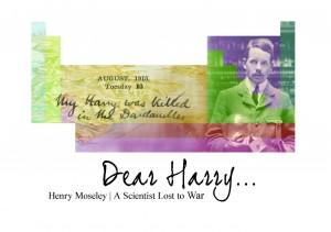 'Dear Harry' logo