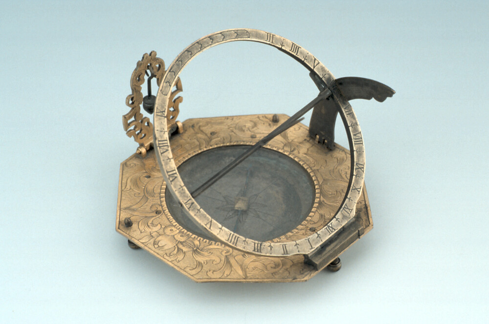 preview image for Equinoctial Dial, by Johann Georg Vogler, German, c. 1760