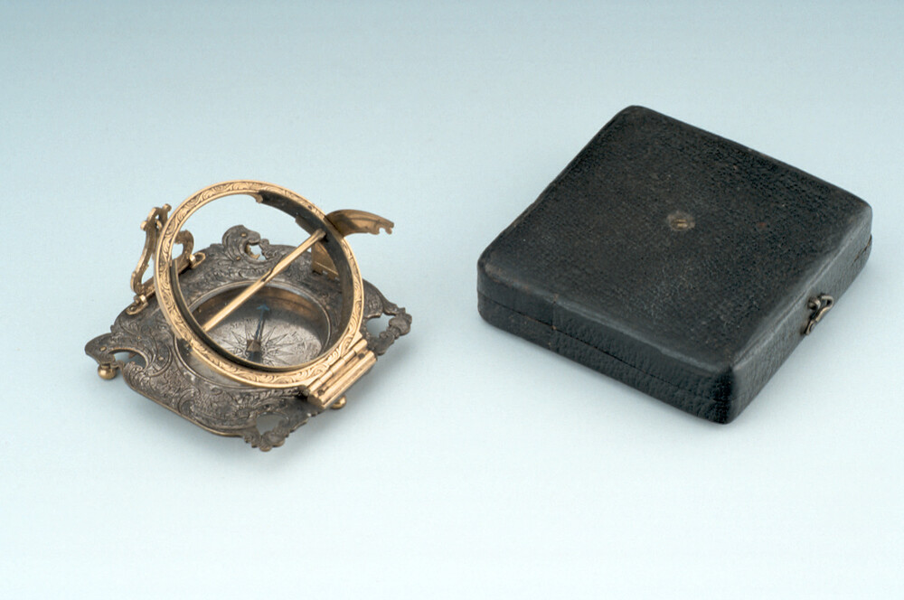 preview image for Equinoctial Dial, by Johann Martin Willebrand, Augsburg, c. 1700