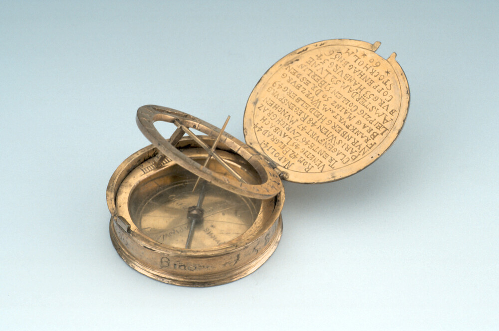 preview image for Equinoctial Dial, German, 1584
