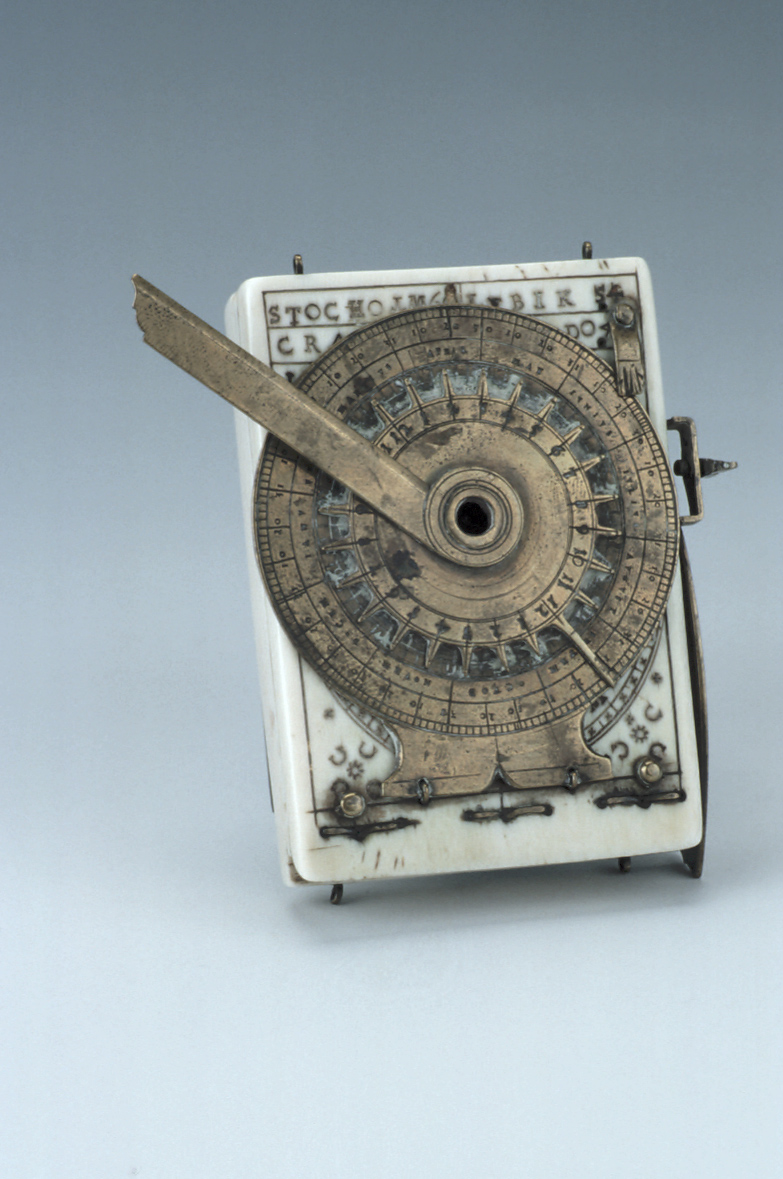 preview image for Diptych Dial, by R. H., German?, 1612