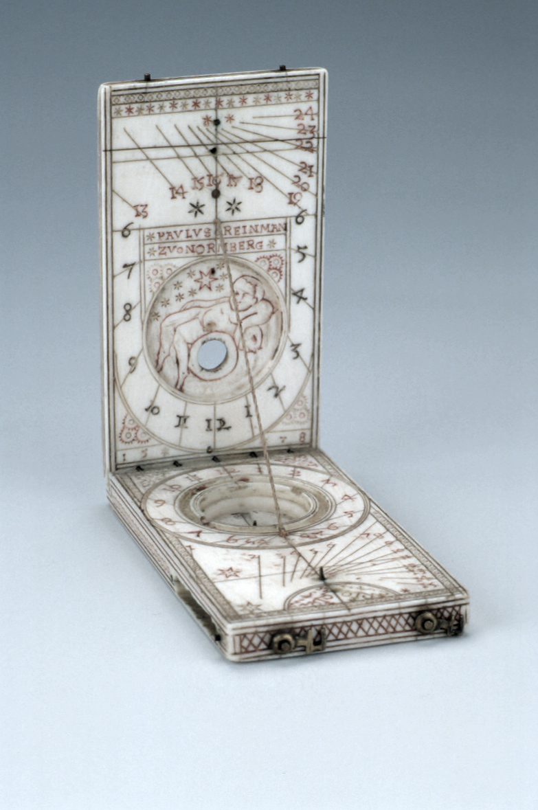 preview image for Diptych Dial, by Paul Reinmann, Nuremberg, 1578