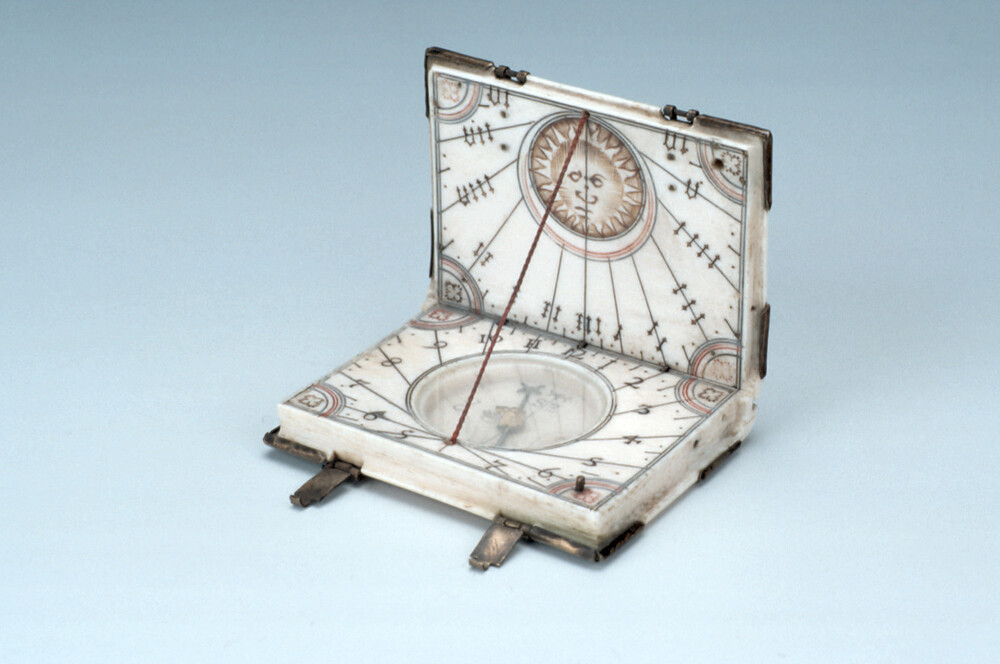 preview image for Diptych Dial, by Paul Reinmann?, Nuremberg, c. 1600
