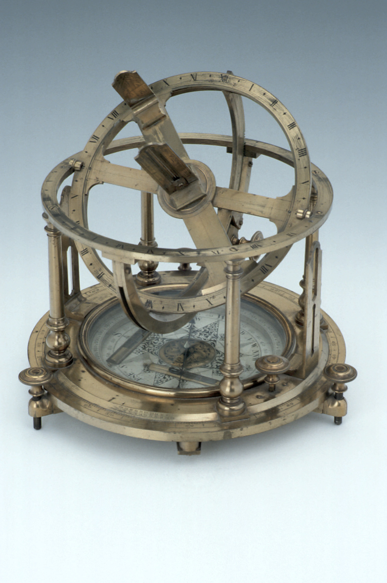 preview image for Mechanical Equinoctial Dial, by Benjamin Cole, London, c. 1760