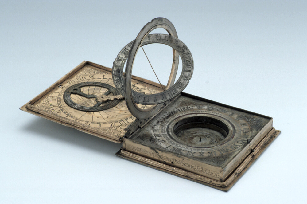 preview image for Astronomical Compendium, German, Late 16th Century