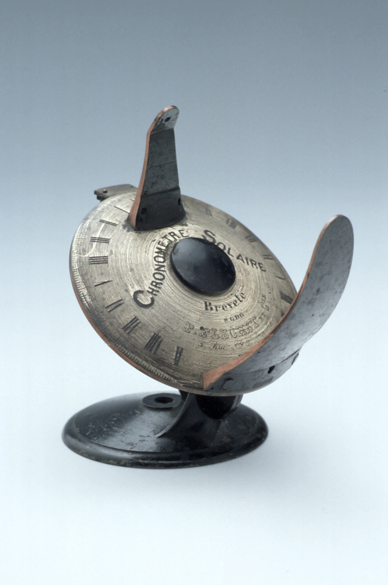 preview image for Equinoctial Dial, by P. Flechet & Cie, Paris, Late 19th Century