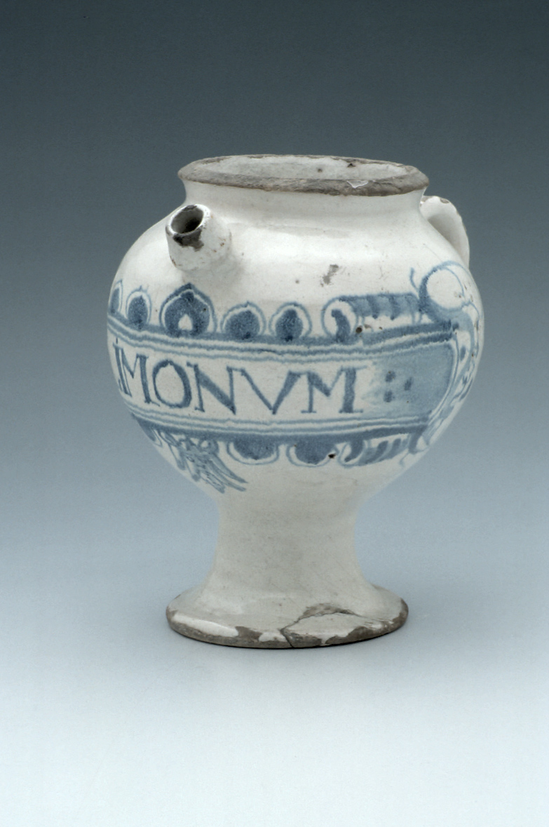 preview image for Syrup Jar, Southwark?, c. 1630-1660
