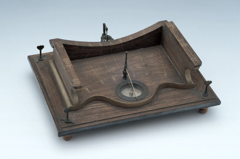 preview image for Horizontal Dial, Japanese, 18th or Early 19th Century