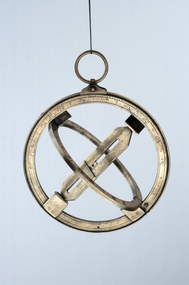 preview image for Equinoctial Ring Dial, Owned by Benjamin Cole, Oxford, Early 18th Century