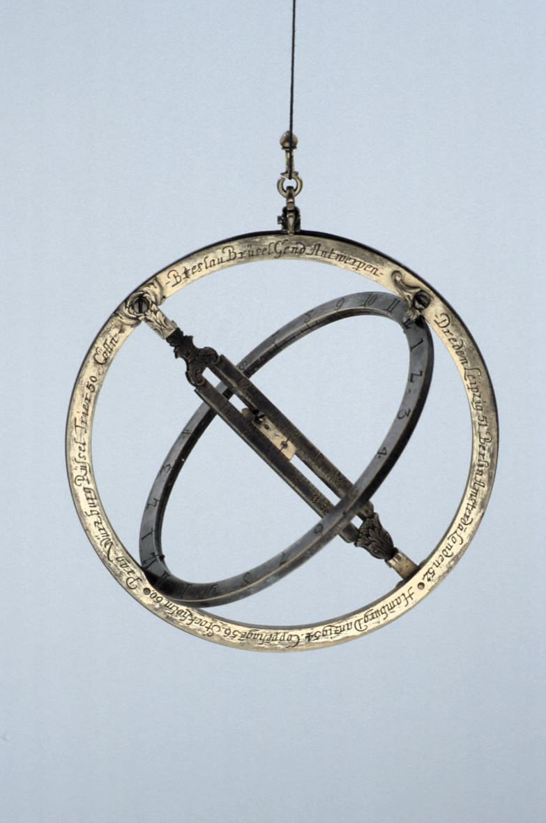 preview image for Equinoctial Ring Dial, by Johann Willebrand, Augsburg, c. 1720