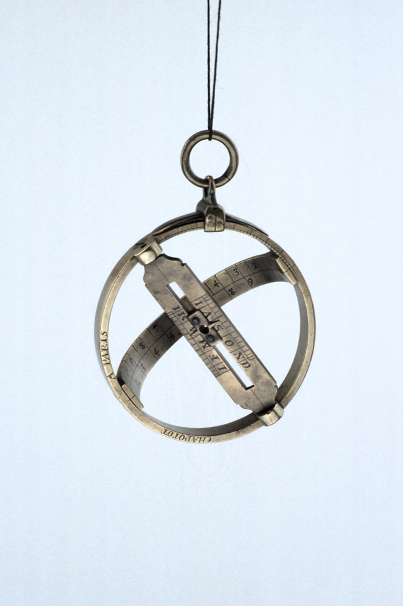 preview image for Equinoctial Ring Dial, by Chapotot, Paris, c. 1700