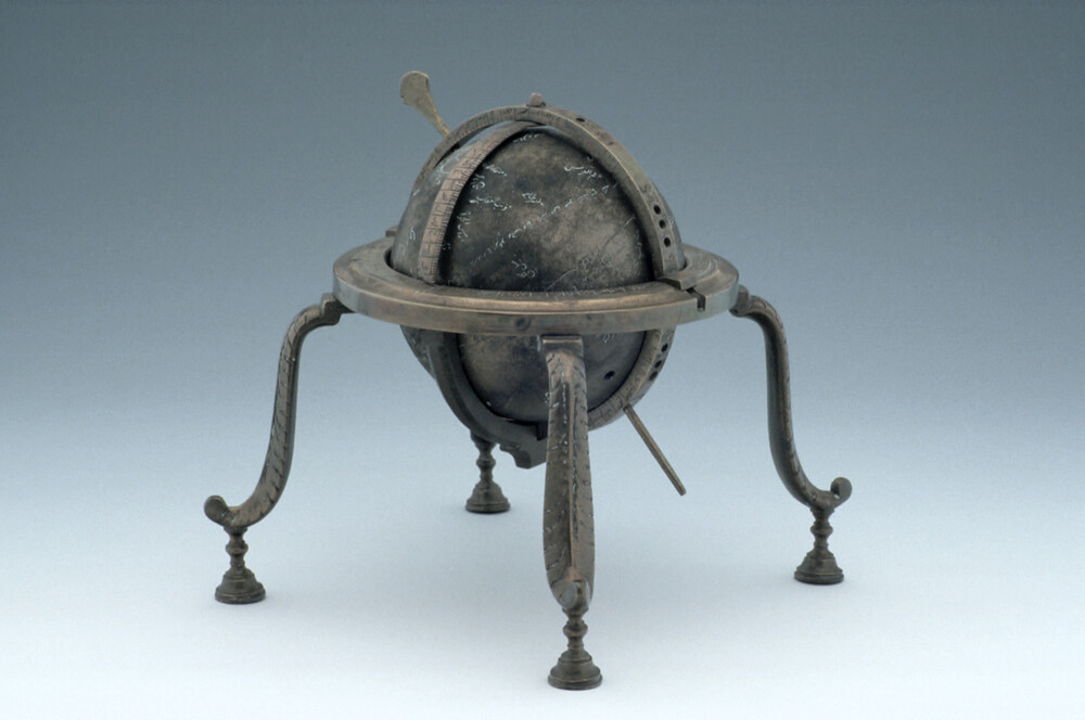 preview image for Celestial Globe, Indo-Persian, Lahore, 17th Century