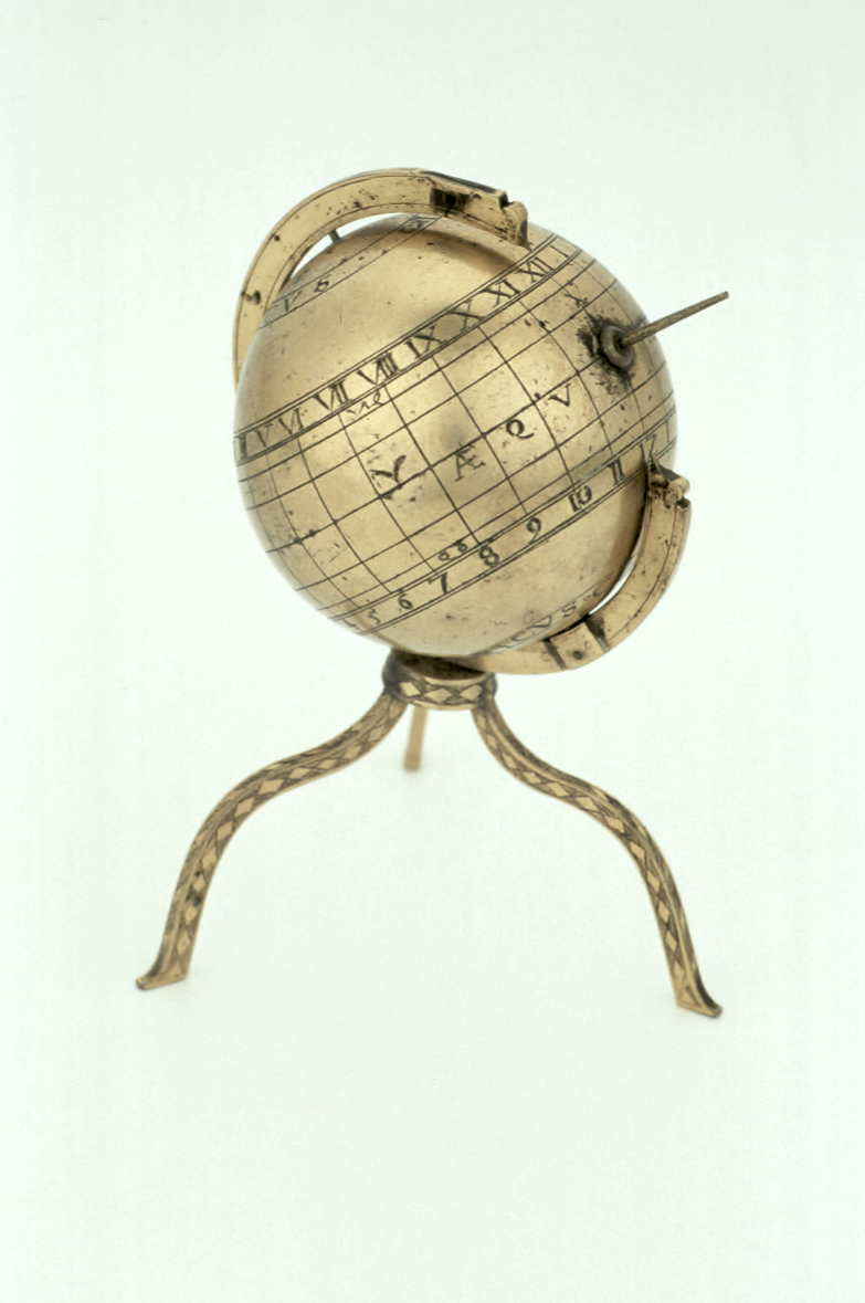 preview image for Globe Dial, German, 16th Century