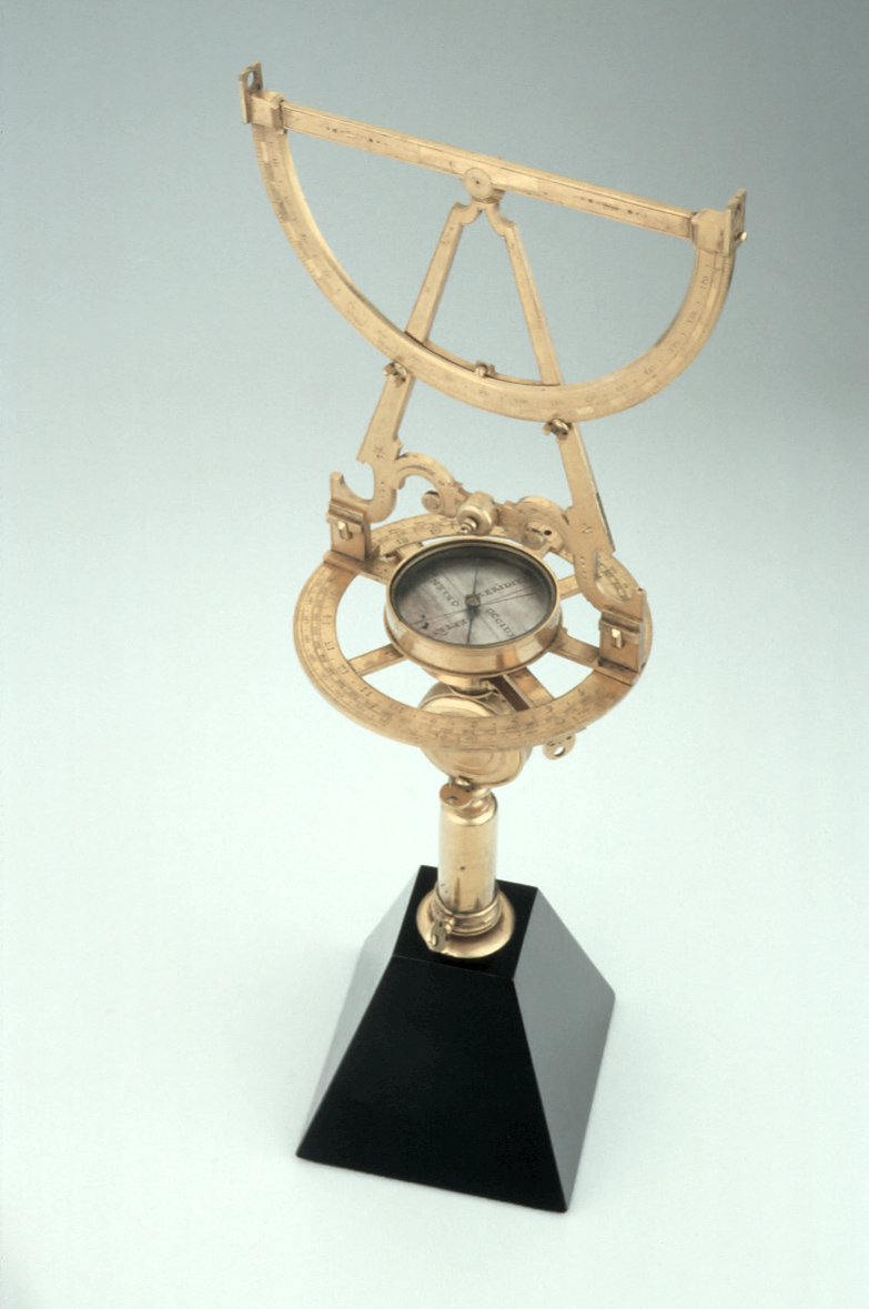 preview image for Altazimuth Theodolite, by Erasmus Habermel, Prague?, Late 16th Century