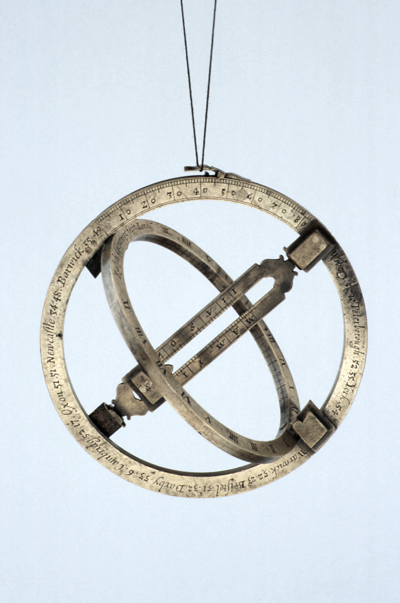 preview image for Equinoctial Ring Dial, by Ralph Greatorex, London, c. 1660