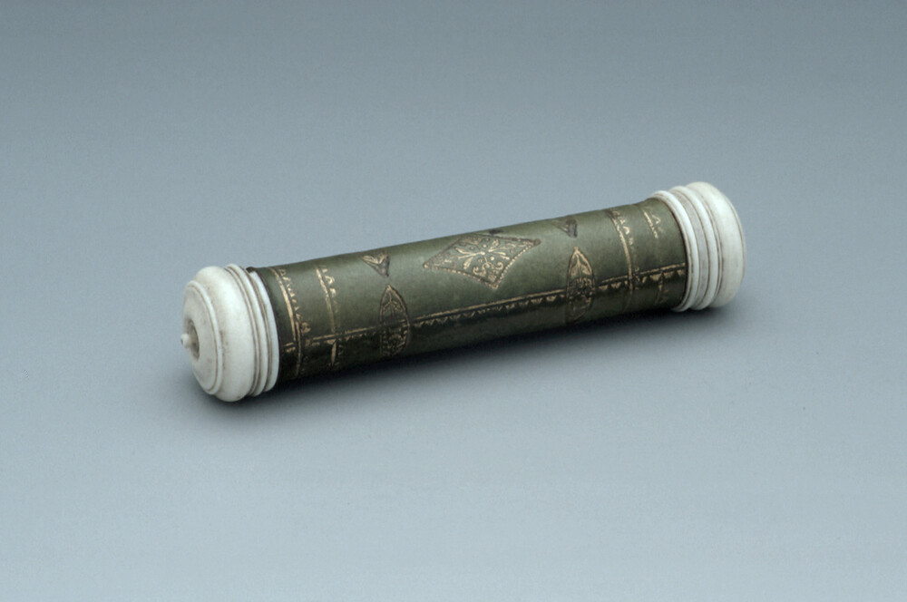 preview image for Perspective Glass Telescope, English, c. 1725
