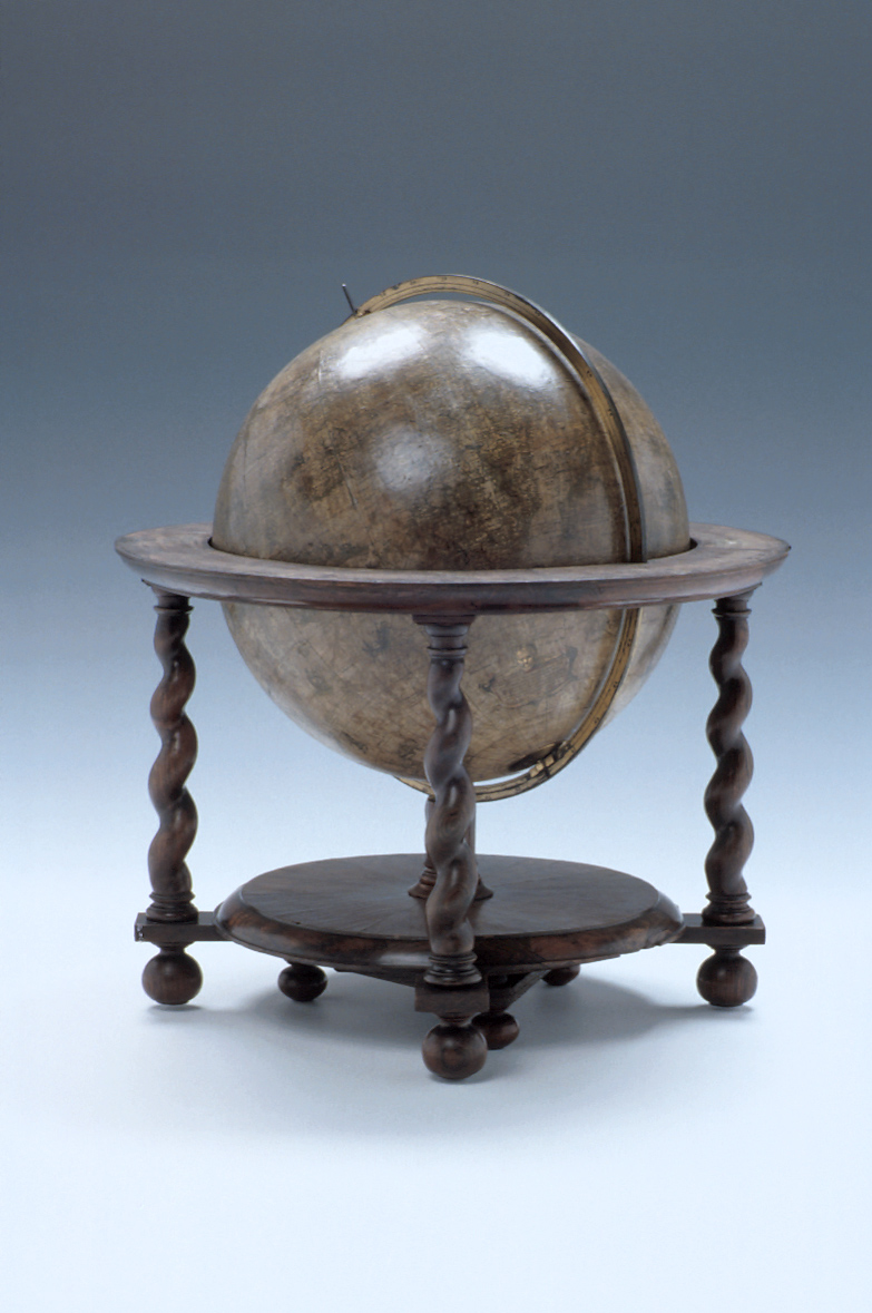 preview image for Terrestrial Globe, by W. J. Blaeu, Netherlands, c. 1620