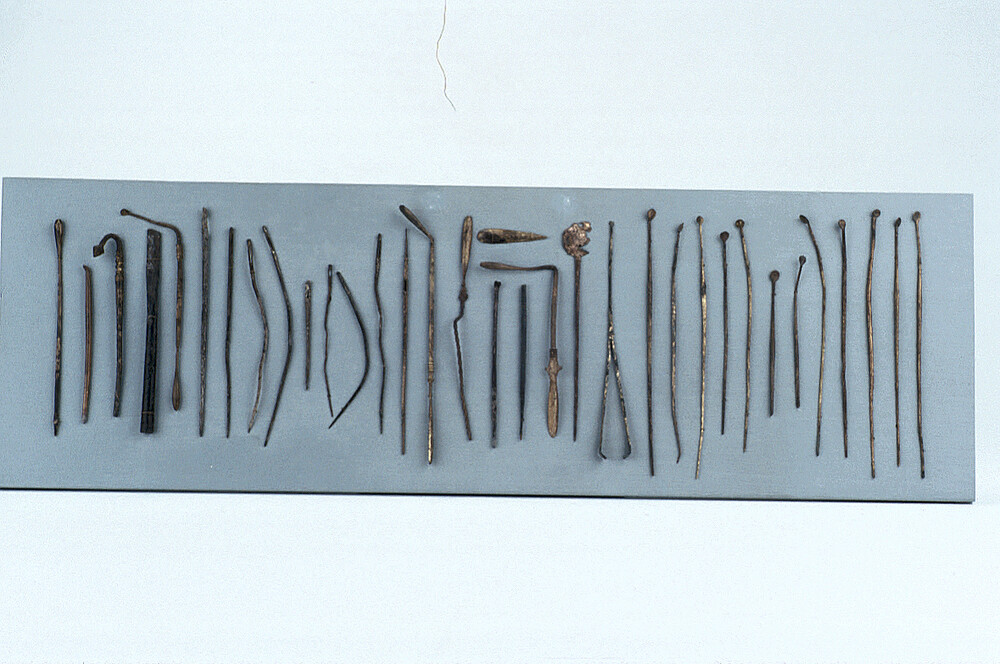 preview image for Surgical Instruments, Roman