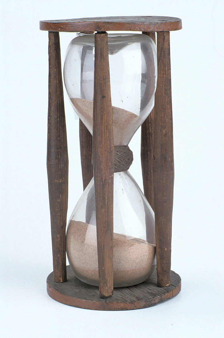 preview image for Sandglass Clock, c. 1760