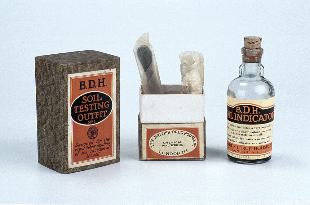 preview image for Soil Testing Kit, by British Drug Houses Ltd., London