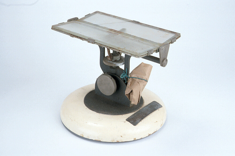 preview image for Rat Operating Table Associated with Florey, Mid 20th Century