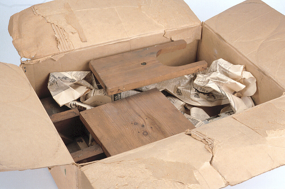 preview image for Box of Laboratory Apparatus (Florey), Mid 20th Century