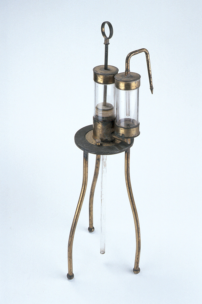 preview image for Model of a Force Pump, English, c. 1860