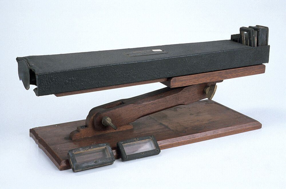 preview image for Tintometer Colorimeter With Solution Cells, by Lovibond, Salisbury, c. 1920-30