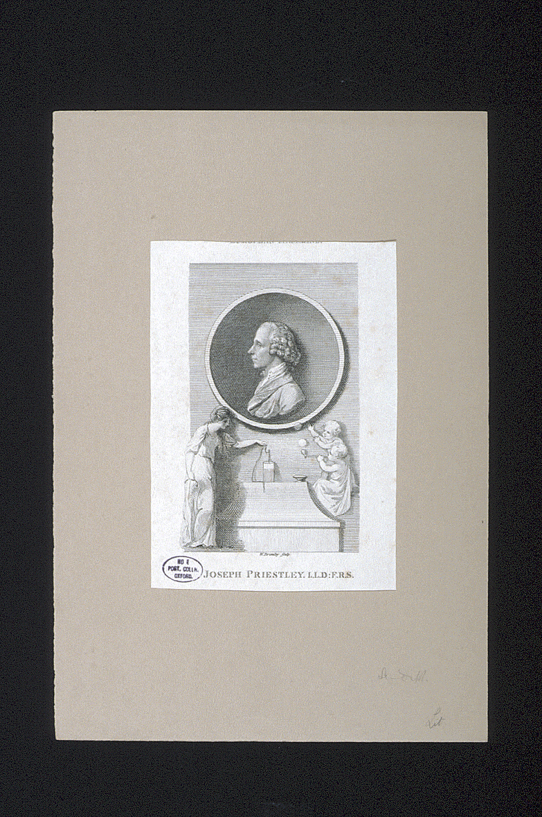 preview image for Print (Engraving) of Joseph Priestley, by W. Bromley