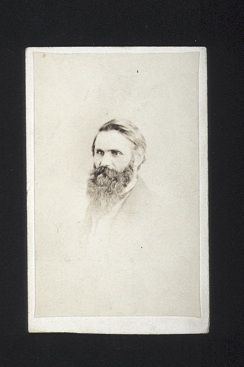 preview image for Photograph (Albumen Print, Carte de Visite) of C. F. Taylor, by J. Loeffler's Photographic Gallery, New York, Probably 1860s