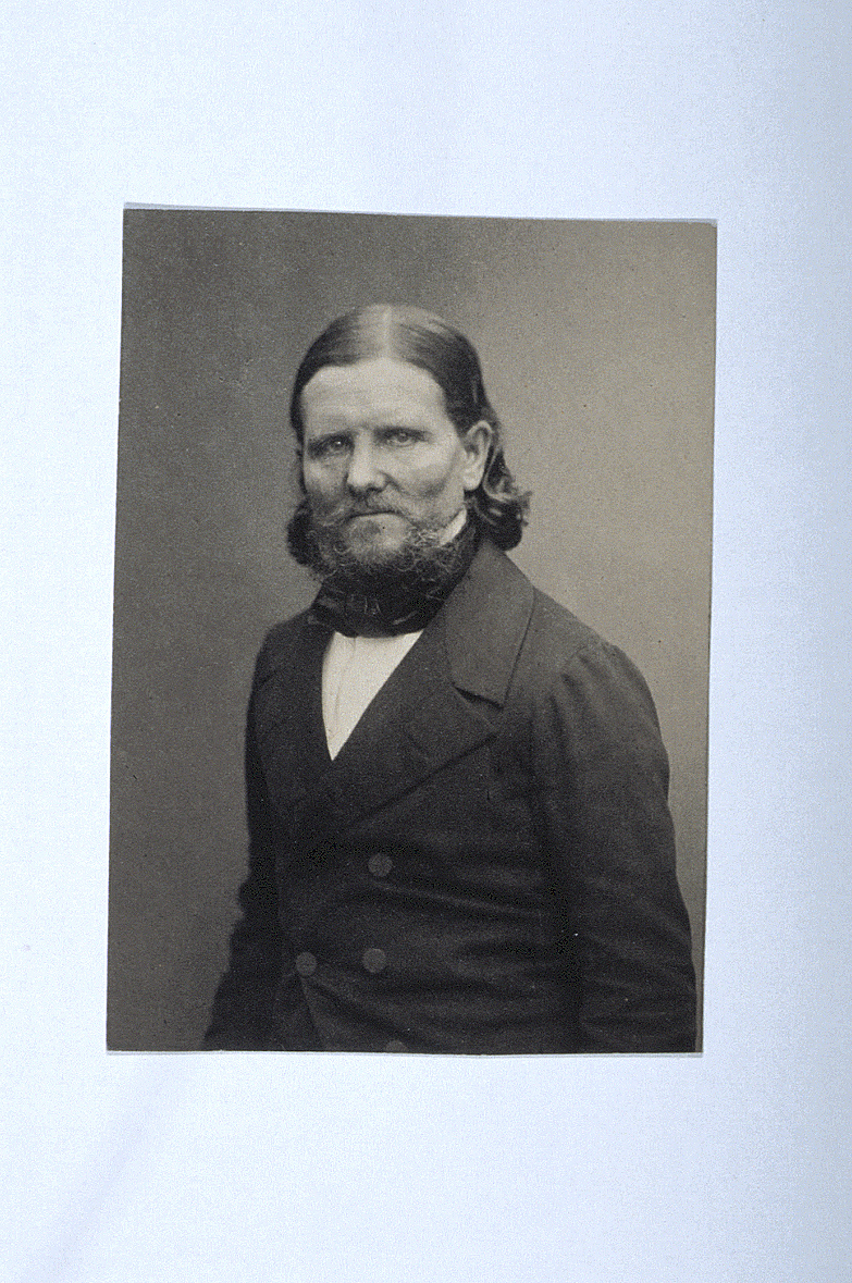 preview image for Photograph (Albumen Print) of William Horsell, by Maull & Polyblank, London, c.1857
