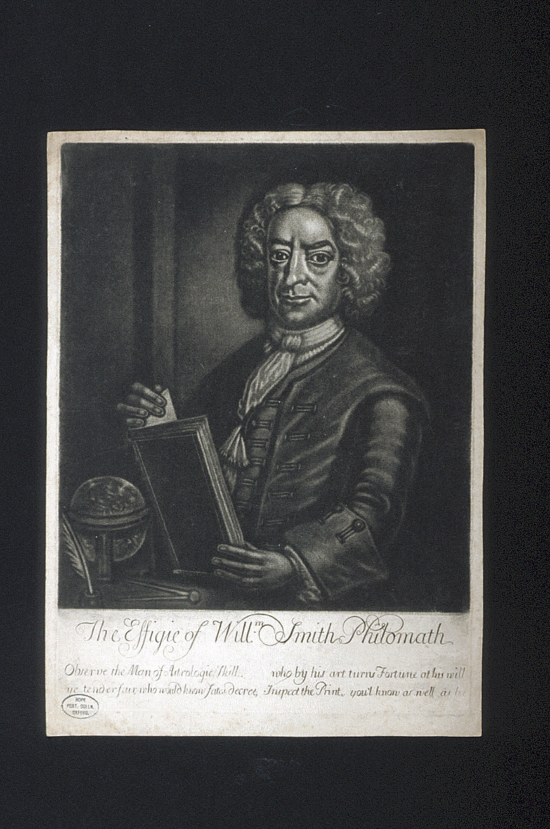 preview image for Print (Mezzotint) of William Smith, c.1740.