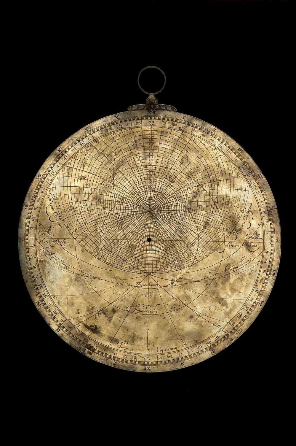 preview image for Astrolabe, Attributed to Philippe Danfrie, Paris, c. 1600